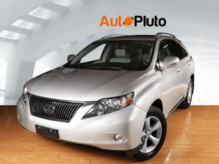 Used 2010 Lexus RX 350 Premium Pkg for sale in North York, ON
