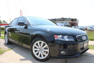 Used 2012 Audi A4 2.0T AWD/Leather/Bluetooth/Sunroof for sale in Oakville, ON