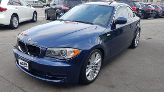 Used 2011 BMW 1 Series 128 I COUPE for sale in Hamilton, ON