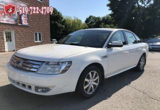 Used 2009 Ford Taurus SEL/NO ACCIDENT/CERTIFIED/WARRANTY INCLUDED for sale in Cambridge, ON