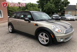 Used 2009 MINI Cooper Clubman NO ACCIDENT/CERTIFIED/WARRANTY INCLUDED for sale in Cambridge, ON