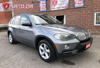 Used 2009 BMW X5 35d/DIESEL/7 SEAT/AWD/ONE OWNER/CERTIFIED/WARRANTY for sale in Cambridge, ON