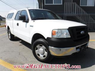 Used 2007 Ford F-150 XL SuperCab 4WD for sale in Calgary, AB