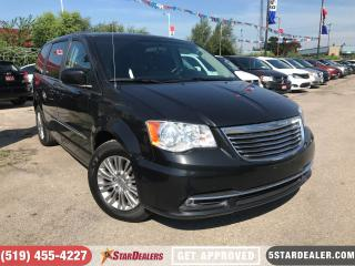 Used 2016 Chrysler Town & Country Touring-L | LEATHER | NAV | CAM | STOW-N-GO for sale in London, ON
