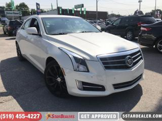 Used 2014 Cadillac ATS 2.0L Turbo Performance | LOADED for sale in London, ON