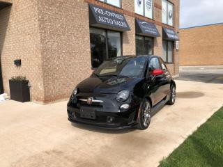 Used 2017 Fiat 500 Abarth ABARTH for sale in Concord, ON