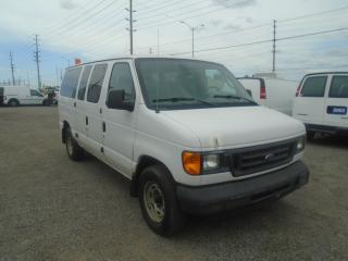 Used 2004 Ford E350 XL for sale in Mississauga, ON