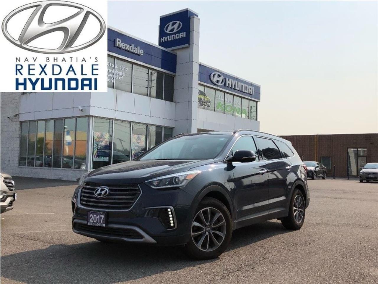 2017 Hyundai Santa Fe XL Premium, warranty up to 100000 km