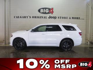 New 2018 Dodge Durango GT for sale in Calgary, AB