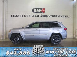 New 2018 Jeep Grand Cherokee Laredo for sale in Calgary, AB
