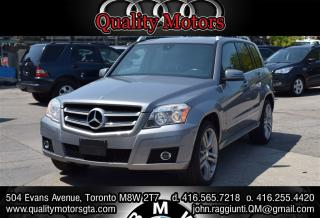 Used 2011 Mercedes-Benz GLK-Class GLK350 4MATIC for sale in Etobicoke, ON