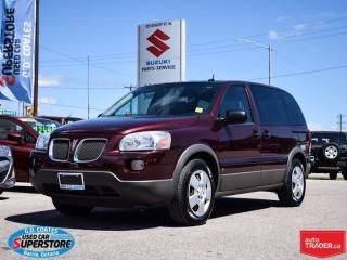 Used 2009 Pontiac Montana Sv6 FWD w/1SA for sale in Barrie, ON