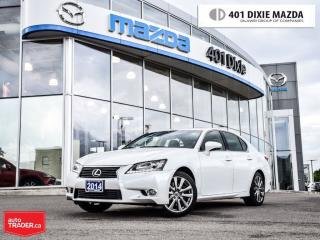 Used 2014 Lexus GS 350 Base, NO ACCIDENTS, NAVIGATION, WINTER TIRE PKG for sale in Mississauga, ON