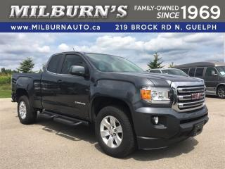 Used 2016 GMC Canyon SLE 4x4 for sale in Guelph, ON