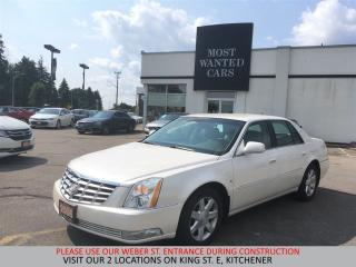 Used 2006 Cadillac DTS V8 | LEATHER | REMOTE START for sale in Kitchener, ON