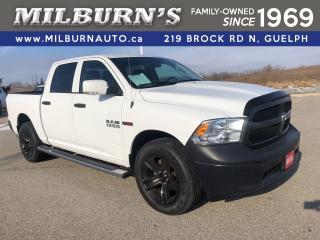 Used 2016 RAM 1500 ST EcoDiesel V6 4x4 for sale in Guelph, ON