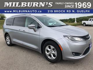 Used 2017 Chrysler Pacifica Touring-L Plus for sale in Guelph, ON
