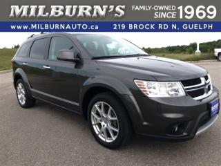 Used 2017 Dodge Journey GT AWD / 7 pass. for sale in Guelph, ON