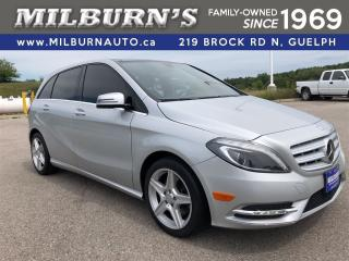 Used 2014 Mercedes-Benz B-Class 250 Sports Tourer for sale in Guelph, ON