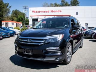 Used 2016 Honda Pilot Touring for sale in Port Moody, BC