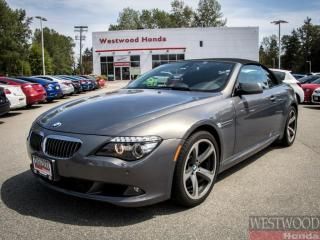 Used 2009 BMW 650i i for sale in Port Moody, BC