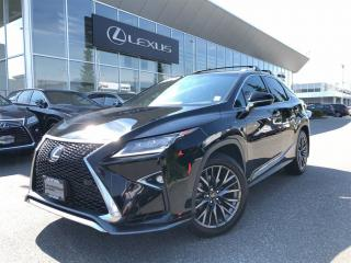 Used 2016 Lexus RX 350 8A F Sport Series 2, Certified Local, NO Accidents for sale in North Vancouver, BC