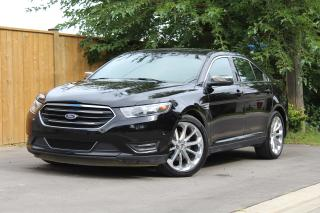 Used 2016 Ford Taurus Limited*AWD*NAV*LEATHER*ROOF*CAM*EXECUTIVE for sale in Mississauga, ON