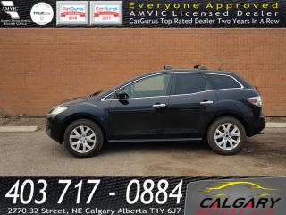 Used 2007 Mazda CX-7 4DR for sale in Calgary, AB