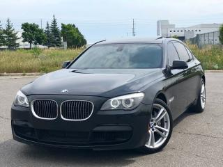 Used 2011 BMW 7 Series 750Li xDrive MPkg|Heads Up Display|LOWEST PRICE IN GTA! for sale in Mississauga, ON