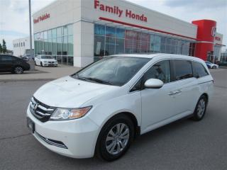 Used 2014 Honda Odyssey EX-L w/Navi, FREE WARRANTY! for sale in Brampton, ON