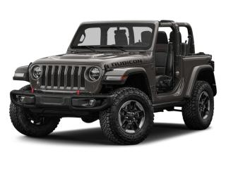 New 2018 Jeep Wrangler Sport S for sale in Owen Sound, ON