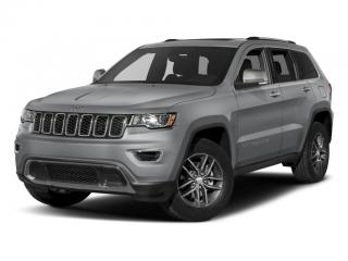 New 2018 Jeep Grand Cherokee GRAND CHEROKEE for sale in Owen Sound, ON