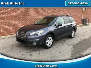 Used 2015 Subaru Outback 2.5i for sale in Mississauga, ON