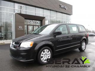 Used 2014 Dodge Grand Caravan SXT for sale in Chambly, QC