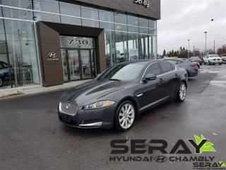 Used 2013 Jaguar XF Supercharged for sale in Chambly, QC
