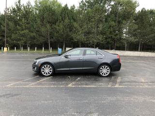 Used 2014 Cadillac ATS PREMIUM AWD for sale in Cayuga, ON