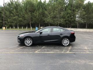Used 2014 Mazda MAZDA3 GT FWD for sale in Cayuga, ON