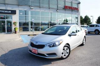 Used 2015 Kia Forte LX AT for sale in Pickering, ON