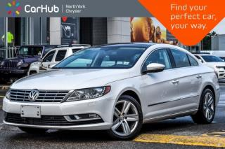 Used 2013 Volkswagen Passat CC Sportline |Sunroof|BackUpCam|Leather|HeatFrntSeats|17