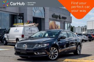 Used 2013 Volkswagen Passat CC Highline |Sunroof|Nav|BackUpCam|Leather|HeatFrntSeats|18