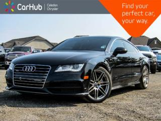 Used 2013 Audi A7 3.0 Premium|Quattro|Navi|Sunroof|Backup Cam|Bluetooth|Leather|Heated Front Seats|18