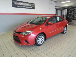 Used 2014 Toyota Corolla Le Cam De Recul for sale in Terrebonne, QC