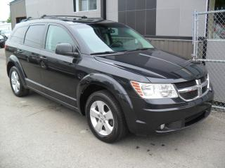 Used 2010 Dodge Journey 7 Pass FULL + GARANTIE 3 ans INCLUSE for sale in Laval, QC