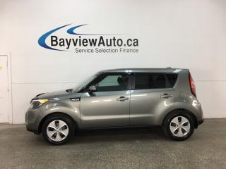 Used 2015 Kia Soul LX+ - HTD SEATS! A/C! BLUETOOTH! CRUISE! for sale in Belleville, ON