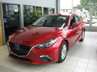 Used 2015 Mazda MAZDA3 GS MAGS NAVIGATION for sale in Trois-rivieres, QC