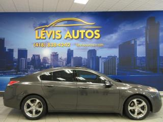 Used 2010 Acura TL SH-AWD PREMIUM PACKAGE CUIR TOIT OUVRANT for sale in Lévis, QC