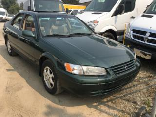 Used 1999 Toyota Camry 4DR SDN LE AUTO for sale in Surrey, BC