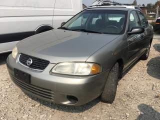 Used 2003 Nissan Sentra 4dr Sdn GXE Auto for sale in Surrey, BC