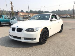 Used 2009 BMW 3 Series 2dr Cpe 335i xDrive AWD for sale in Surrey, BC