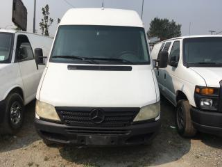 Used 2004 Dodge Sprinter 3500 High Roof 158 WB for sale in Surrey, BC